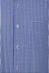 Van Heusen Blue & White Checks Shirt