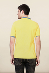 Van Heusen Yellow Polo T Shirt