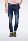 Van Heusen Blue Slim Fit Jeans