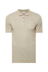 Cottonworld Timber Solid Polo T Shirt
