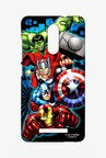 Macmerise Avengers Fury Sublime Case for Redmi Note 3