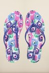 Ipanema Royal Blue Flip Flops