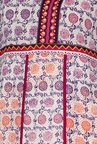 Fusion Beats Multicolor Printed Dress