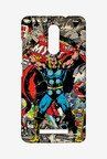 Macmerise XACN3SMM0080 Comic Thor Sublime Case for Xiaomi Redmi Note 3
