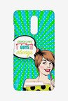 Macmerise XACN3SMI0254 Miss Vivacious Sublime Case for Xiaomi Redmi Note 3