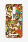 Macmerise XACN3SMI0272 Namaste India Sublime Case for Xiaomi Redmi Note 3