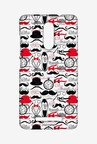 Macmerise XACN3SMI0350 Retro Mustache Sublime Case for Xiaomi Redmi Note 3