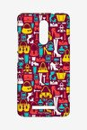 Macmerise XACN3SMI0590 Shopoholics Sublime Case for Xiaomi Redmi Note 3