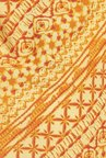 Globus Orange Printed Kurti