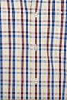 Basics Apple Butter Gingham Slim Fit Shirt