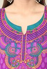 Yepme Purple Keto Salwar Kameez Set