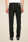 Mufti Black Solid Jeans