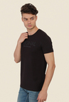 Calvin Klein Black Graphic Print T-Shirt