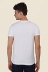 Calvin Klein White Graphic Print T-Shirt