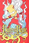 Simpsons Bad To The Bone Coral Graphic T-shirt