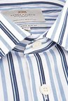 Hawes & Curtis White Striped Shirt