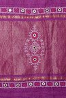 Okhai Lavender & Gold Embroidered Saree