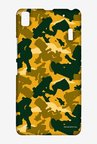 Simpsons Camo Bart Case for Lenovo A7000