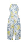 New Look Blue Maria Jumpsuit