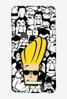 Johnny Bravo Doodle Case for Yu Yureka Plus