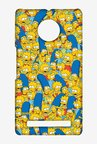 Simpsons Pattern Case for Yu Yuphoria