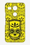 Simpsons Celtic Bart Case for LG Nexus 5X