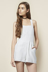 New Look White Playsuit