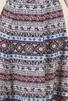 Hotberries Multicolor Printed Skirt