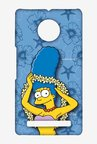 Simpsons Marge Hawaii Case for Yu Yuphoria