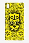 Simpsons Celtic Bart Case for Sony Xperia M4