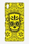 Simpsons Celtic Bart Case for Sony Xperia Z5