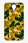 Simpsons Camo Bart Case for Samsung S4
