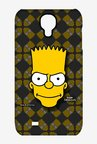 Simpsons Bartface Case for Samsung S4
