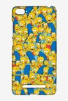 Simpsons Pattern Case for Xiaomi Mi4i