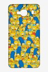 Simpsons Pattern Case for Xiaomi Redmi 2 Prime