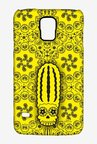 Simpsons Celtic Marge Case for Samsung S5