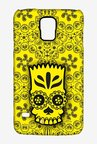 Simpsons Celtic Bart Case for Samsung S5