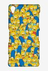 Simpsons Pattern Case for Sony Xperia Z3