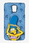 Simpsons Marge Hawaii Case for Samsung S5