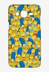 Simpsons Pattern Case for Samsung J5