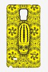 Simpsons Celtic Marge Case for Samsung Note 4