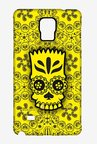 Simpsons Celtic Bart Case for Samsung Note 4