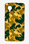 Simpsons Camo Bart Case for LG Nexus 5