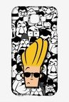 Johnny Bravo Doodle Case for Samsung Galaxy A8