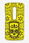 Simpsons Celtic Bart Case for Moto X Play