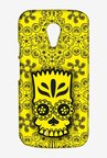 Simpsons Celtic Bart Case for Moto G2