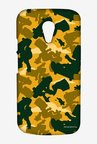 Simpsons Camo Bart Case for Moto G2