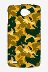 Simpsons Camo Bart Case for Lenovo S920