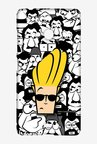 Johnny Bravo Doodle Case for Microsoft Lumia 540