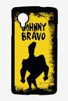 Johnny Bravo Yellow Grunge Case for LG Nexus 5